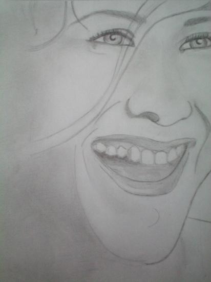 Jennifer Aniston by Meline